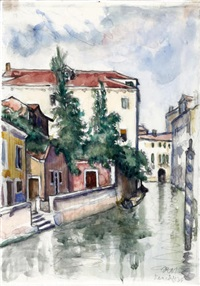 venedig (set of 7) by rolf von hoerschelmann