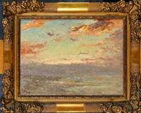 vue de mer by adrien le mayeur de merprés