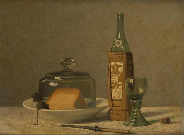 le fromage convoité by edouard van den bosch