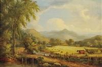 haying by john white allen scott