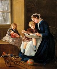 l'apprentissage de la lecture by jules leonard