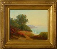 summerland coastline by joseph aaron