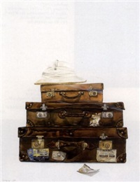 drei koffer und der tropenhelm by susanne hartmann