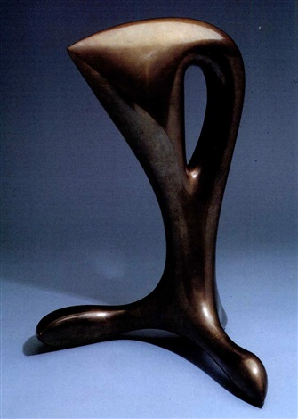 loiseau tripode by hans arp