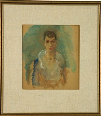 untitled (portrait of marion morehouse) by e.e. cummings