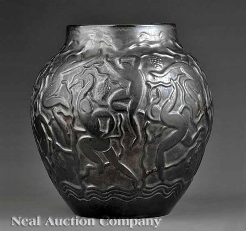 Bacchante Vase Designed By Water Inglis Anderson By Shearwater
