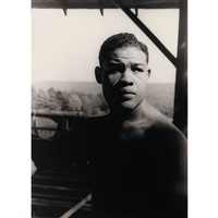 joe louis greenwood lake 15 september by carl van vechten