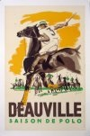 deauville saison de polo by posters: sports