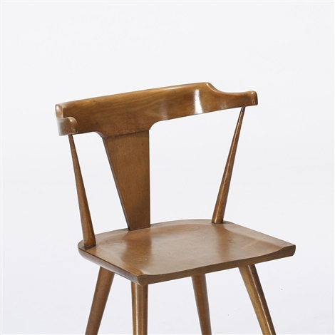 Planner Group Dining Chairs, Set Of Seven By Paul Mccobb