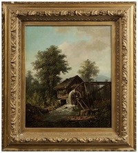 a watermill by paul ritter