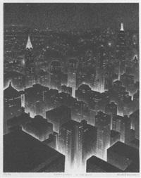 manhattan midnight by ellison hoover