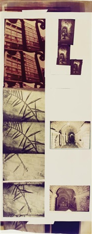 green edition of paris underground by gordon matta clark