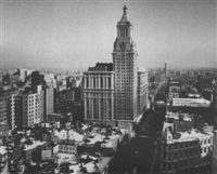 consolidated edison building on 14th street and irving place, new york by f. s. lincoln