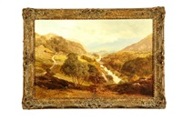 landscape by edward henry holder