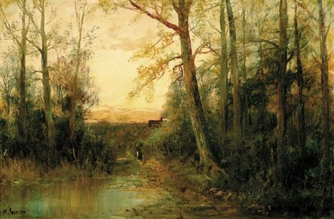 new forest southampton england by m jackson