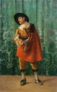 actor by adolphe charles edouard steinheil