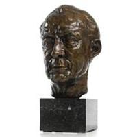 portrait bust of prince bernhard by sybilla krosch