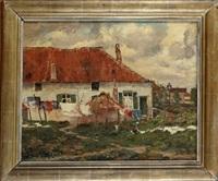 maison campagnarde by jules merckaert