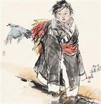 回眸 by xu zhan