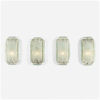 sconces (set of 4) by poliarte