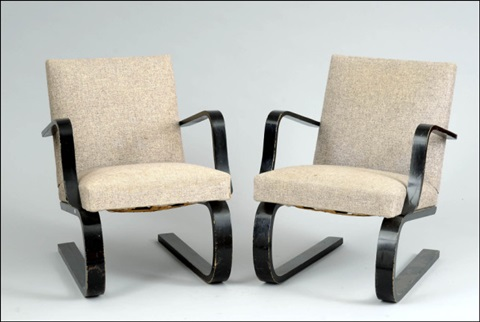 nojatuolipari pair of armchairs by maija heikinheimo