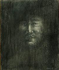selbstporträt by darío morales