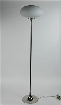 floor lamp by laurel lamp (co.)