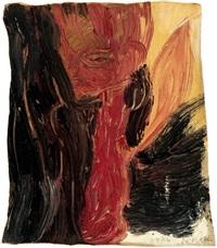 ohne titel (flammenfigur) by carsten nicolai