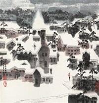 瑞雪图 by xu xi
