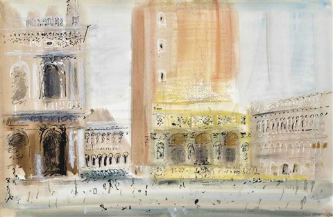 st marks square by john piper