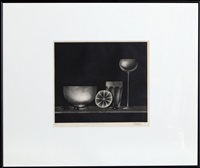 nature morte aux olives by mario avati