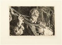 vicke by anders zorn