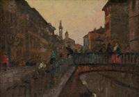 milano, ponte delle sirenette by erma zago