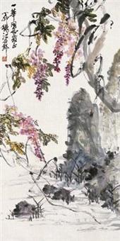 花卉 by jiang shiling