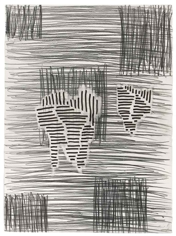 untitled by jonathan lasker