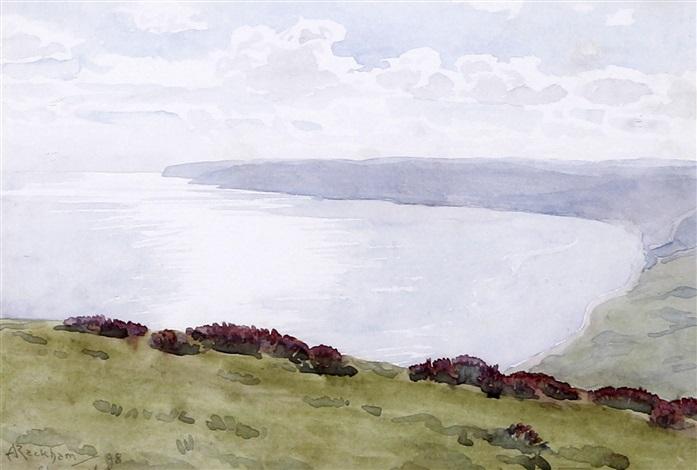 charmouth by arthur rackham
