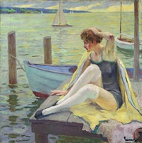 am steg by edward cucuel