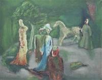 théâtre au chair de lune by olivier picard