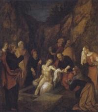 die erweckung des lazarus by david colyns