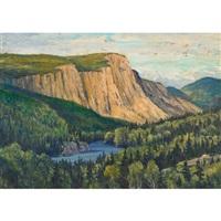 the humber valley, newfoundland by gordon edward pfeiffer