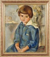 ritratto di bambina by alfredo guttero