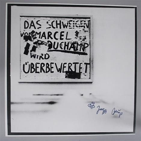 aus 3 tonnen edition by joseph beuys