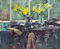 daffodils by ken howard
