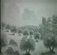 paisaje by eliseo alamo