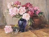 vaso di fiori by angelo brombo
