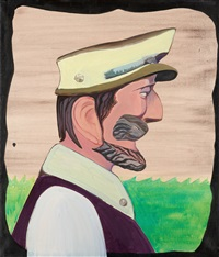 captain gunnarson by martin mannig