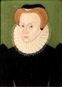 portrait d'une dame de qualité by hans eworth