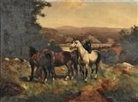 horses by scott leighton