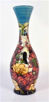 santorini vase by paul hilditch