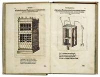 armamentarium principale oder kriegsmunition und artillerey-buch (38 works) by johann christoph ammon